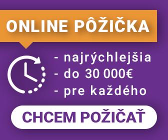 Rýchla online pôžička
